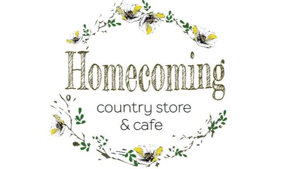 Homecoming Cafe & Country Store logo