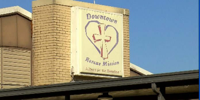 Local business donates $10,000 to Downtown Rescue Mission