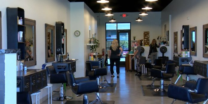 Fringe Salon of Huntsville owner: more than half of my stylists still waiting on unemployment assistance
