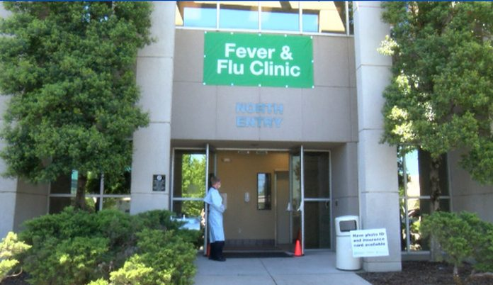 Huntsville Hospital Fever & Flu Clinics seeing steady drop in number of patients