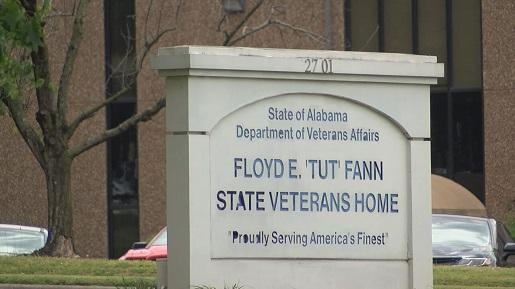 Huntsville Veteran's Home employees, residents experiencing coronavirus symptoms will be tested