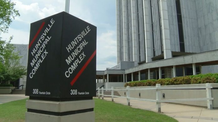 Huntsville Hospital is implementing a policy that everyone inside the hospital must wear a mask.