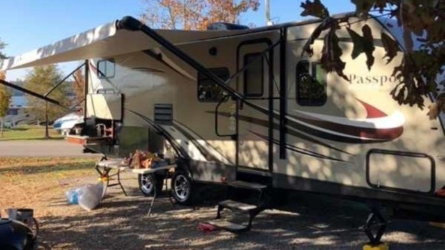 Huntsville woman looks to donate camper to help healthcare workers self-quarantine
