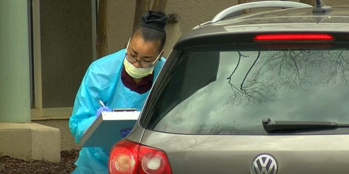 Huntsville mom tests positive for COVID-19 twice
