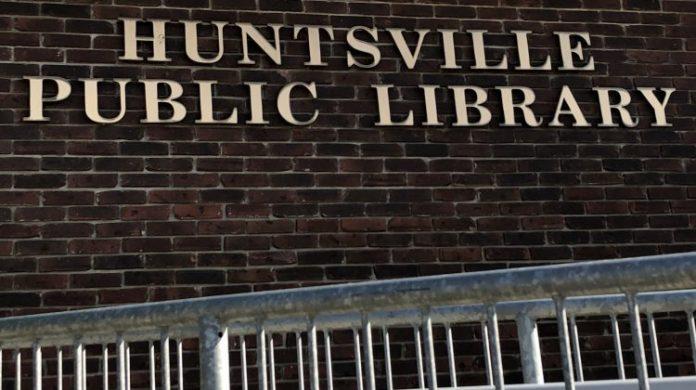 Huntsville Public Library Readies For Website Re-Launch