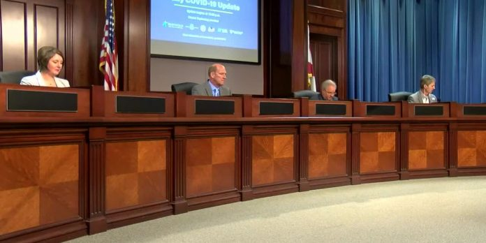 Madison county officials update COVID-19 latest on Thursday