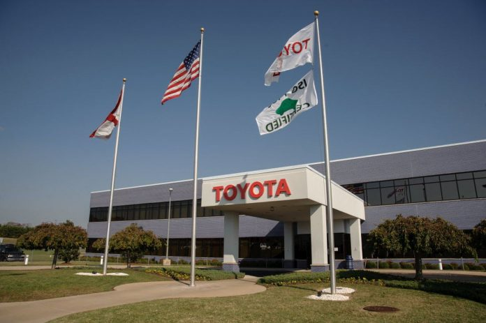 Toyota donates $50,000 for Huntsville non-profit emergency fund, issues community challenge