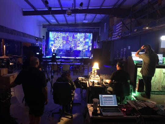 Huntsville supergroup Retro Rock Revival to livestream from Montgomery's Warehouse231 Saturday