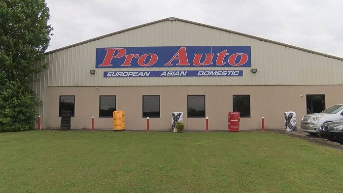 Huntsville auto shop takes extra measures to keep employees and customers safe