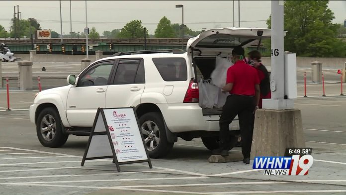 Parkway Place Mall restaurants are still open for curbside service