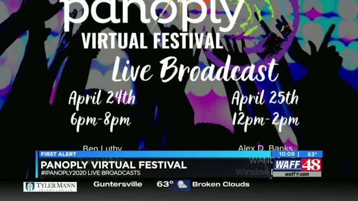You can experience Panoply virtually this year