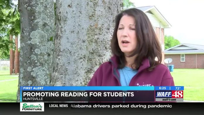 Local educator helps K-3rd-graders with reading literacy program online