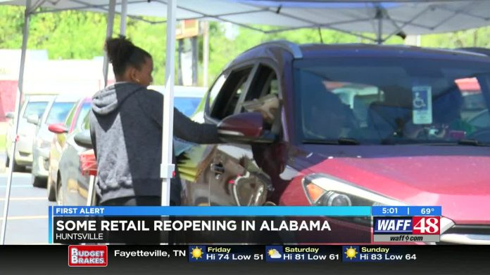 Retail businesses take different paths as state opens