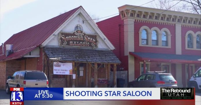 Utah saloon owner keeps cash coming in during COVID-19 closures