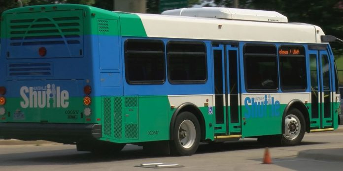 Huntsville public transit resumes normal schedule on May 11