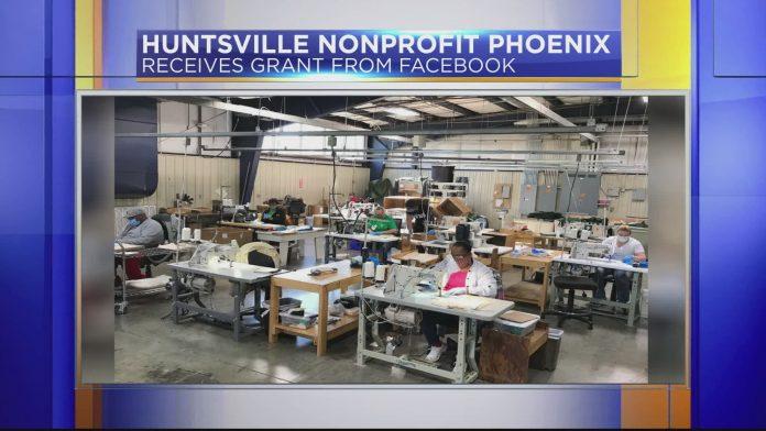 Huntsville nonprofit receives grant from Facebook