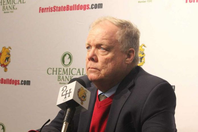Ferris hockey mulls future without Huntsville