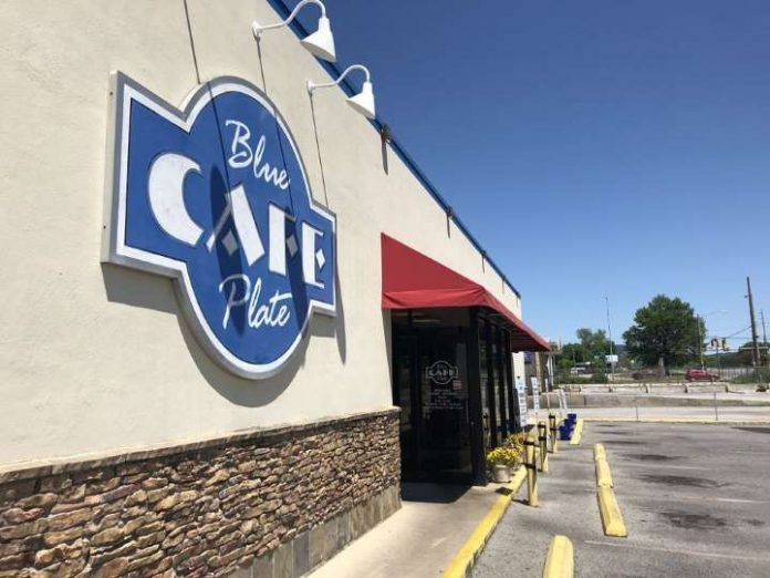 All's quiet in Huntsville on Alabama's grand reopening
