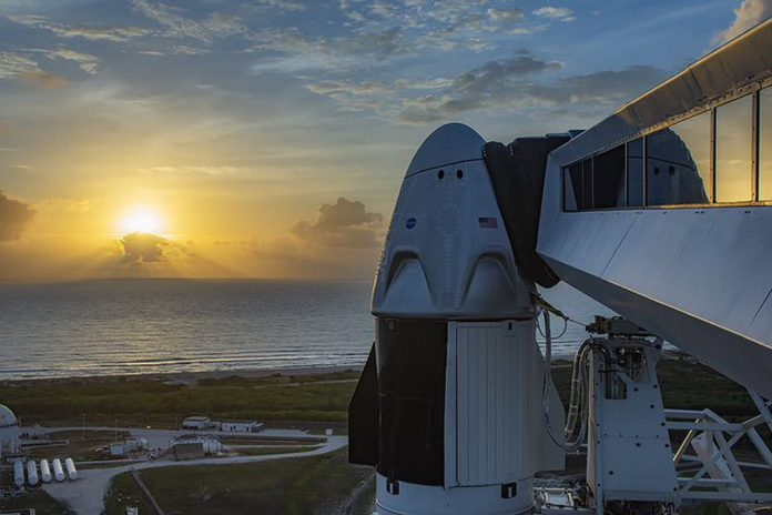 NASA and Alabama cheering for SpaceX today as astronaut launch nears