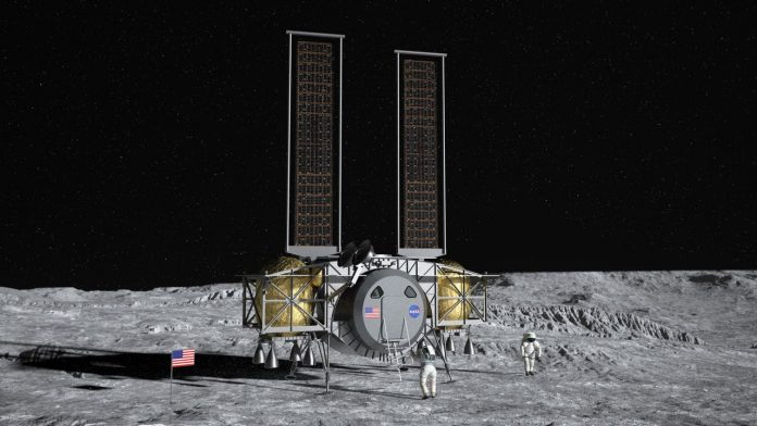Alabama's Dynetics is this close to building America's next moon lander