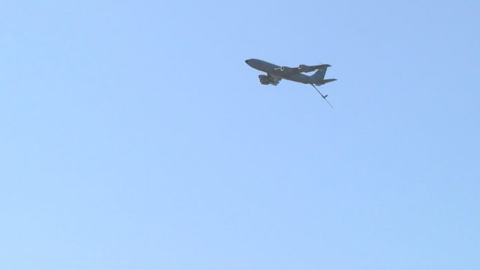 Alabama National Guard flyover for frontline workers a success in Huntsville