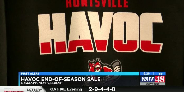 Havoc hosting curbside sale