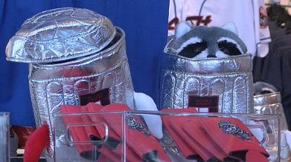 Rocket City Trash Panda's Huntsville store gearing up to re-open Saturday