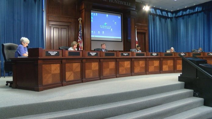 Huntsville City Council approves grant application to fund protective equipment for police, firefighters