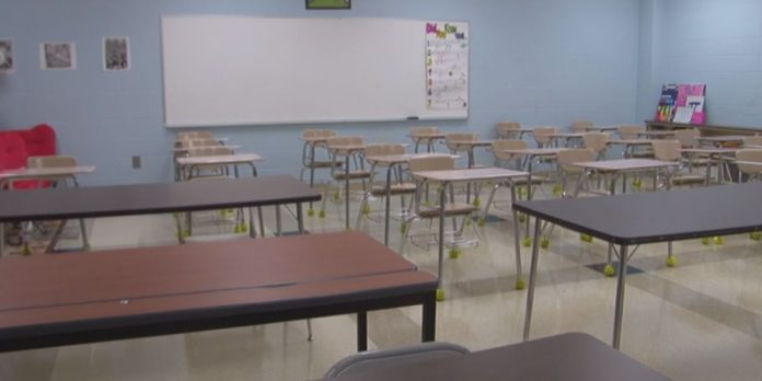As the return to classrooms near, the feature is unclear for Huntsville contract workers