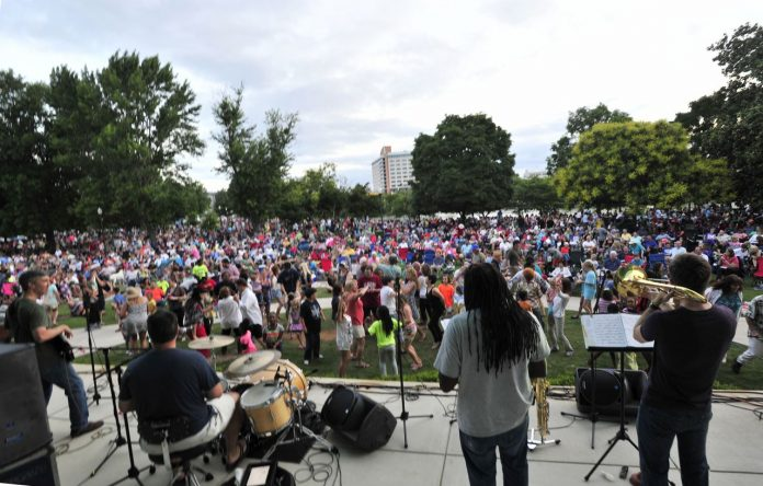 The fate of Huntsville's Concerts in the Park this year