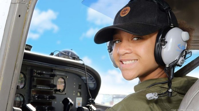 West Dayton aviation camp reaches national heights