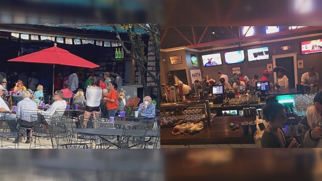 Social media posts accuse Huntsville bars of violating coronavirus rules