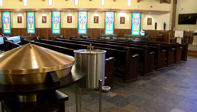 Some Huntsville churches starting services Wednesday, others holding off