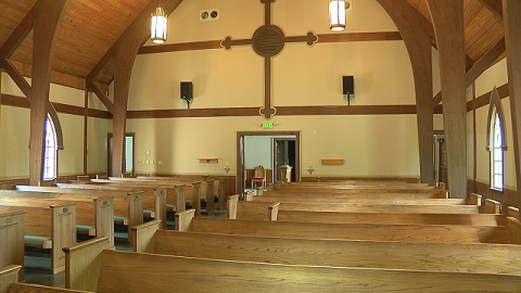 Many Huntsville churches not yet ready to open for Wednesday services