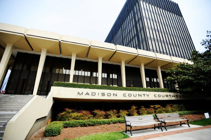 Madison County Courthouse and satellite locations to reopen today