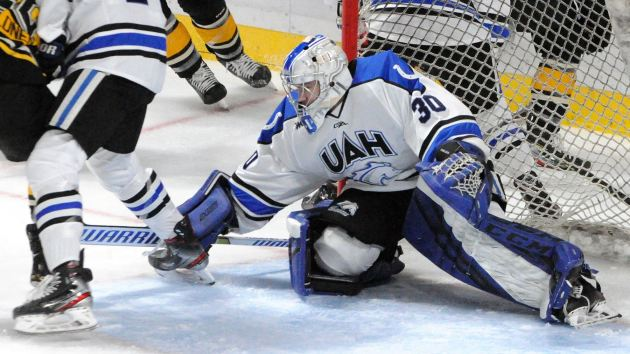 Alabama Huntsville reverses course, will keep hockey