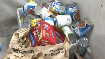 Huntsville City Schools families to host community food drive