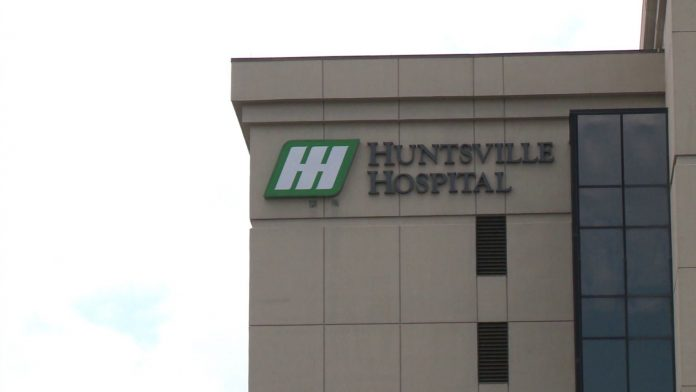 Construction stops on Huntsville Hospital expansion project after worker tests positive for COVID-19