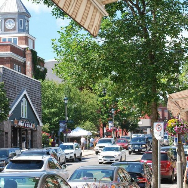 Town Of Huntsville Working With BIA, Chamber To Help Support Business