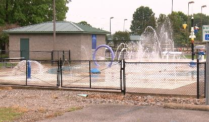 Parks and splash pads reopen in Huntsville