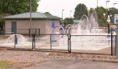 Parks and splash pads reopen in Huntsville