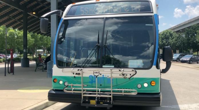 Huntsville public transit resuming regular schedule May 11