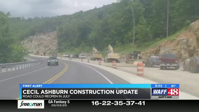 Huntsville aiming for July completion of Cecil Ashburn lane expansion