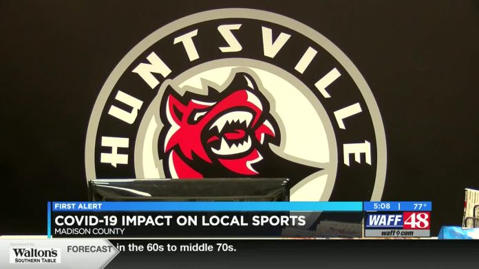 COVID-19 financially impacting Tennessee Valley professional sports