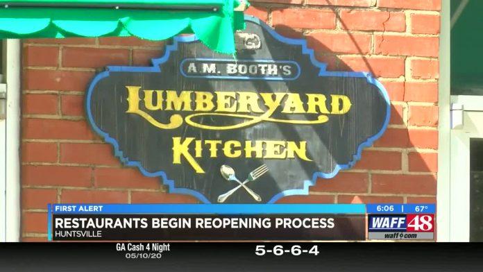 Huntsville restaurant now hiring