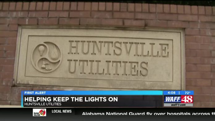 Huntsville Utilities offering help on your monthly bill