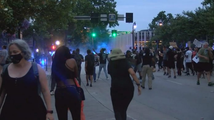 Huntsville protest organizer wants to keep protests peaceful