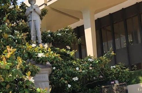 Downtown Huntsville Inc. Joins Effort to Move Confederate Monument from Courthouse Grounds