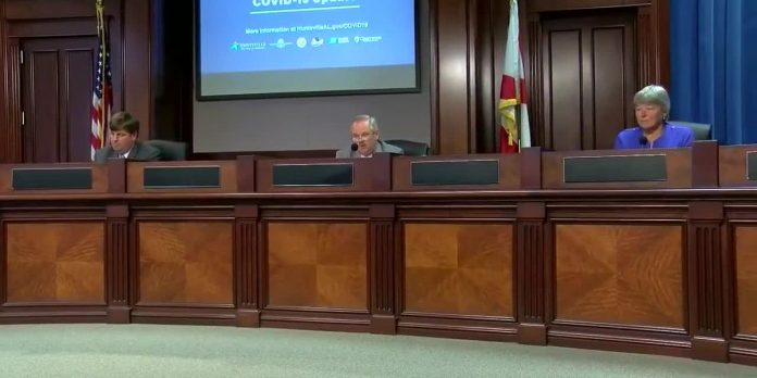 Huntsville officials update COVID-19 latest on Friday