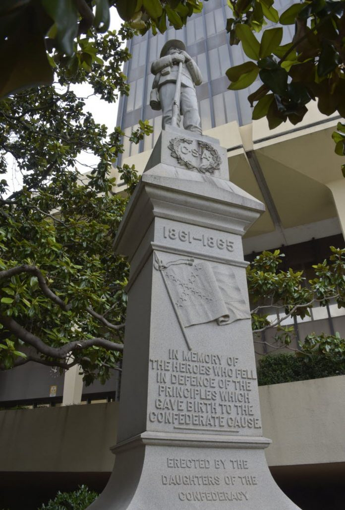 Madison County 'looking at every option' to relocate Confederate monument